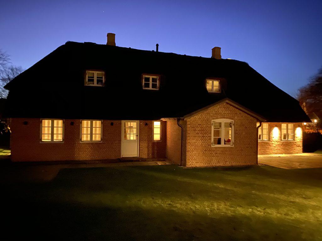 Behagliches Haus Rotstigh